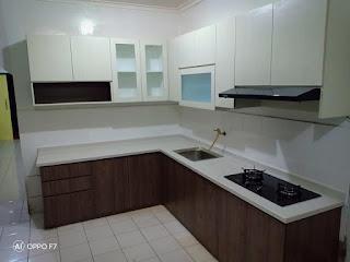 Kitchen Set Modern Jakarta Utara