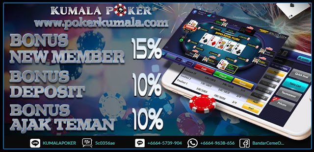 Promo poker bonus deposit