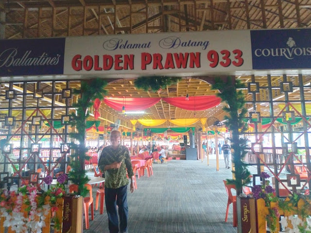 Restoran Golden Prawn 933 Batam