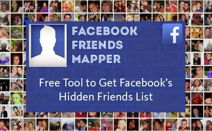Free Tool Allows Anyone to View Facebook Users' Hidden Friends List