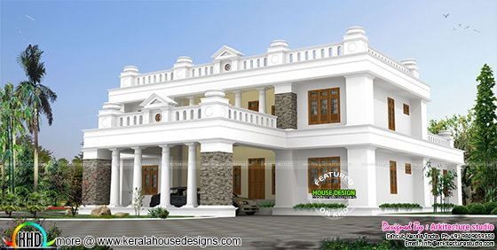 4350 sq-ft, 5 bedroom Colonial home