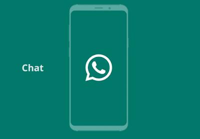 cara menghilangkan nama di whatsapp