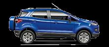 Ford Ecosport mới sẽ không còn lắp lốp dự phòng ở bên ngoài xe