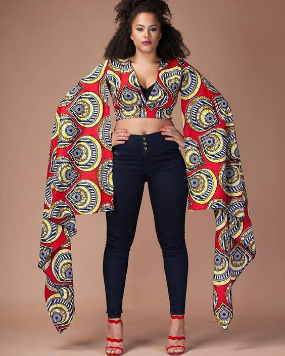 23+ Latest Ankara Styles For Your Latest African Fashion
