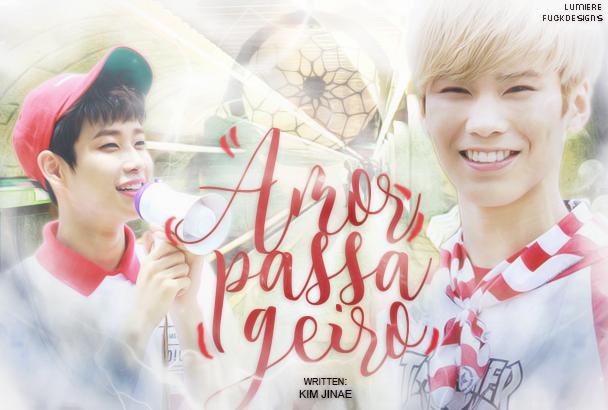 CF | Amor Passageiro (Kim Jinae)