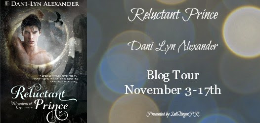 Reluctant Prince: Blog Tour