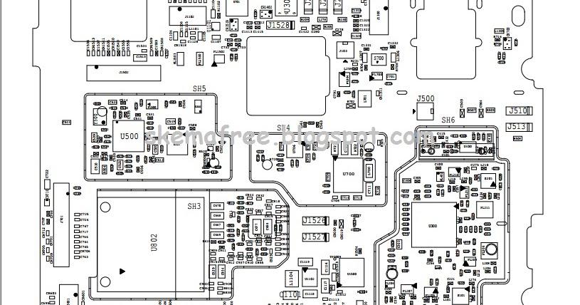 schematic diagram xiaomi redmi 4 lte cancro - skema free