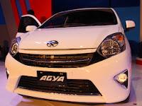 Konsumsi BBM Toyota Agya