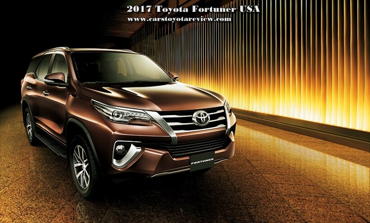 2017 Toyota Fortuner USA Review And Specs