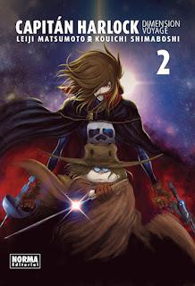 http://www.nuevavalquirias.com/capitan-harlock-dimension-voyage-manga-comprar.html