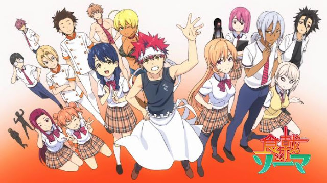 Shokugeki no Souma - Top Anime Where the Main Character is Underestimated