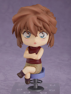 """Figuras: Imágenes y detalles del nendoroid de Ai Haibara de """"Detective Conan"""" - Good Smile Company"""