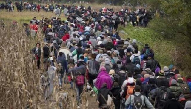Οι Σκοπιανοί επέστρεψαν στην Ελλάδα 11.803 μετανάστες