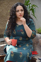 Nithya Menon promotes her latest movie in Green Tight Dress ~  Exclusive Galleries 052.jpg