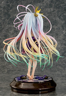 "Shiro: Tuck up ver. 1/7 de ""No Game no Life"" - Phat!"