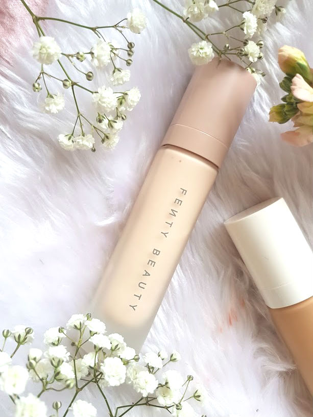fenty beauty primer oily skin