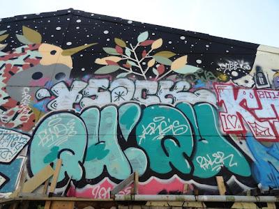 Bruxelles - Allee du Kaai
