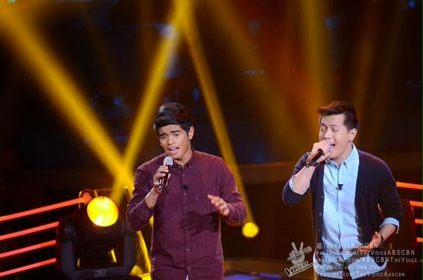 Jason James wins The Battles vs Daniel Ombao on 'The Voice PH'