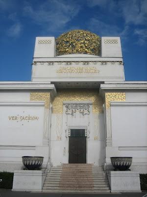 Edificio de la Secesión, Viena