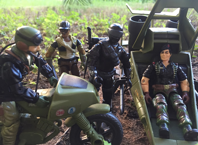 1985 Heavy Metal, Alpine, Snake Eyes, 1984 Sky Hawk, Estrela, Muralha, Flint, Comandos em Acao, Brazil