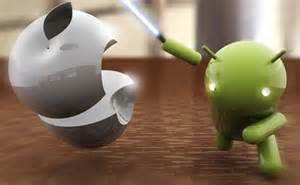 Android Google vs IOS Apple