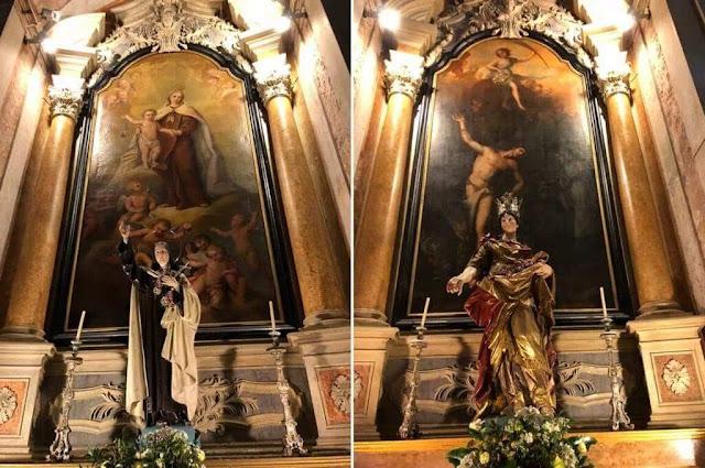 Igreja de Nossa Senhora da Encarnação (Chiado) - Lisboa