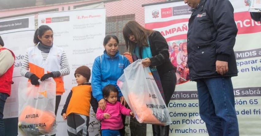 Con tres nuevas sedes Cuna Más atenderá a niños de zonas más frías en VMT - www.cunamas.gob.pe