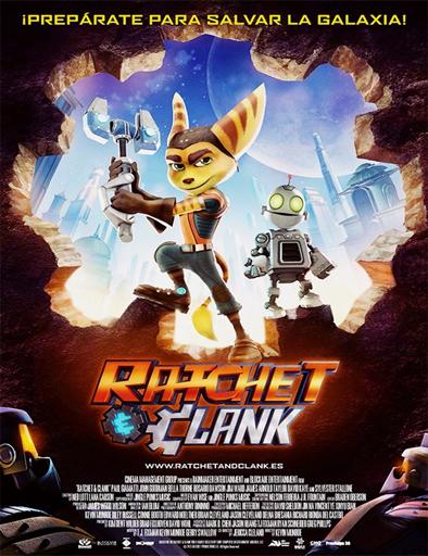 Ver Ratchet y Clank, la película (2016) Online
