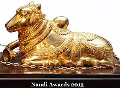 Adhra Pradesh Nandi Awards 2013 Winners List