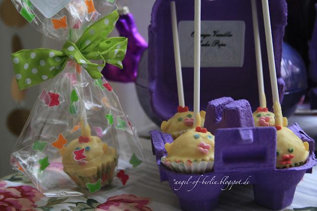 Küken Cake Pops