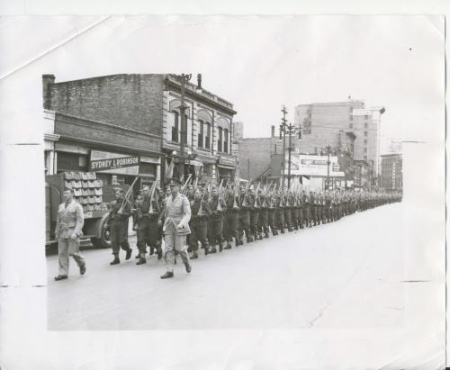 23 September 1940 worldwartwo.filminspector.com Winnipeg soldiers