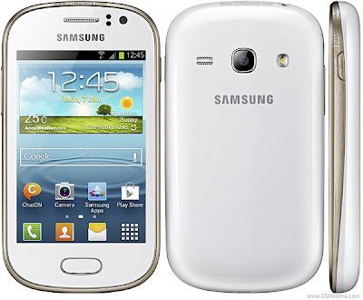Samsung Galaxy Fame S6812 - Spesifikasi dan Harga HP