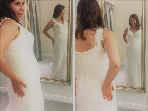 Finding My Wedding Dress