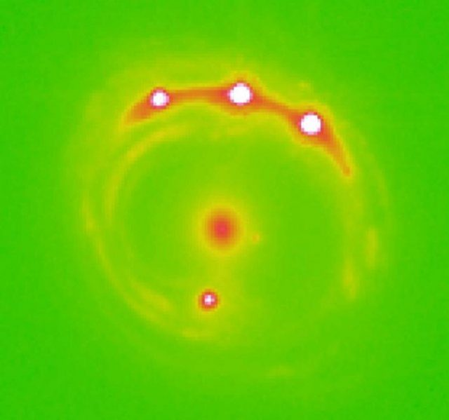 Először mutattak ki extragalaktikus exobolygókat