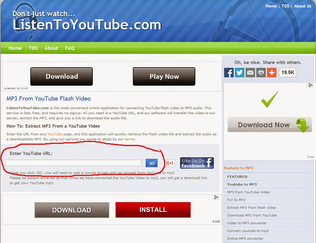 listentoyoutube com youtube to mp3 converter fast free actual news