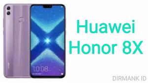 Harga Huawei Honor 8X dan Spesifikasi Lengkap 2018