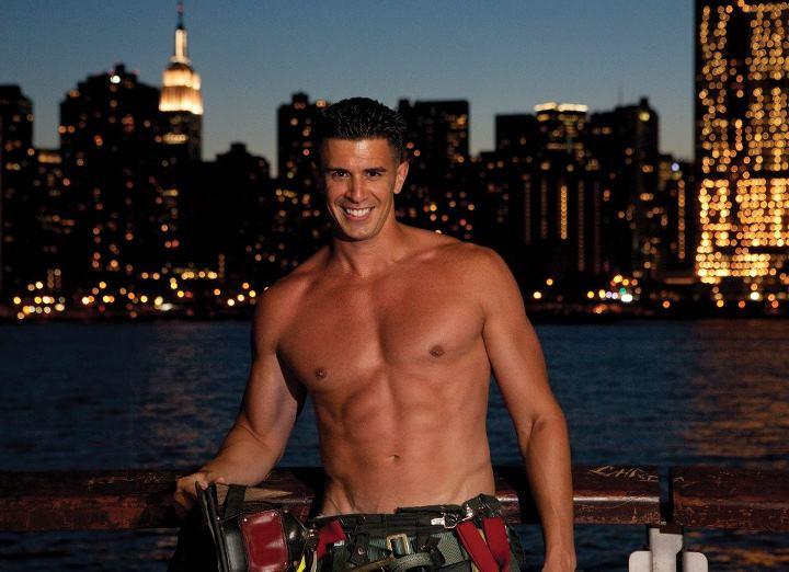 Firefighters Calendar Guys Photos Set 12 - 2013 NYC ...