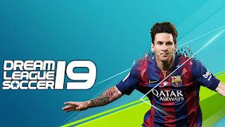 Free Download Dream League Soccer 2019 MOD Unlimited Money 6.00