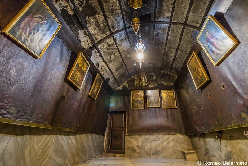Church of the Nativity Cave Entrance Half-Day Tour of Bethlehem Jesus Birthplace