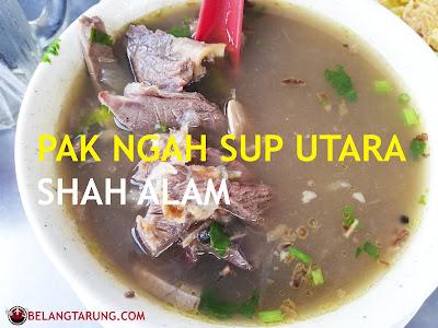 Pak Ngah Sup Utara