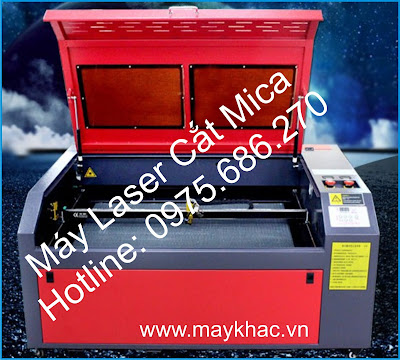 may cat laser 6090