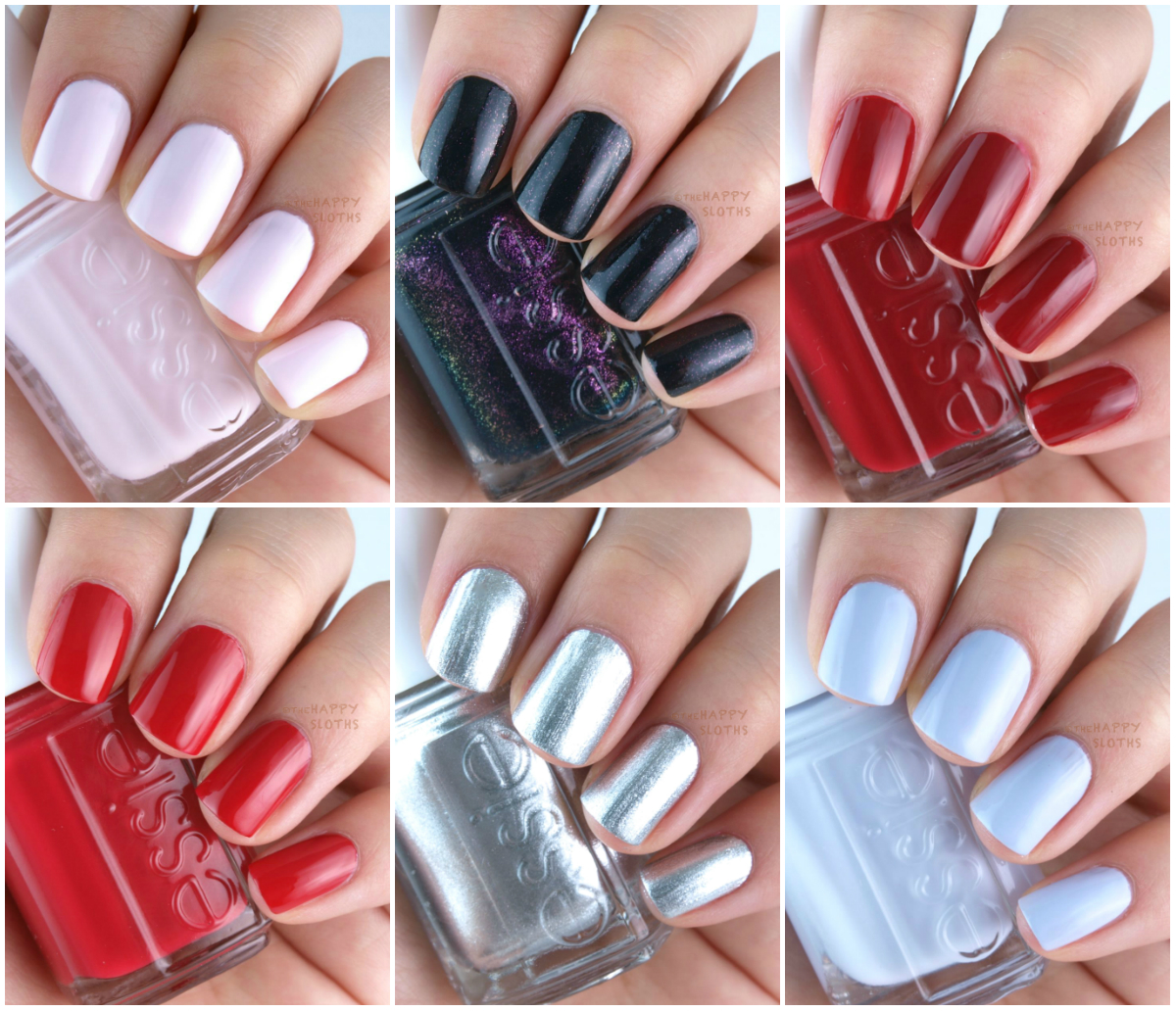 Essie Winter 2015 Collection: Review And Swatches
