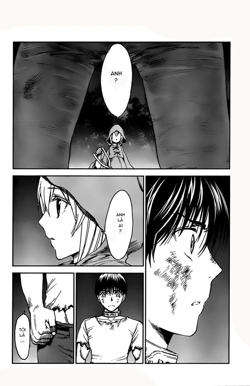 Sugar Dark chap 2 trang 4