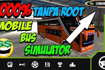 Download Mobile Bus Simulator Mod Apk v1.0.2 Unlimited Money For Android