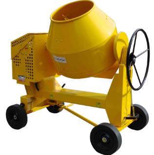 concrete mixer adalah