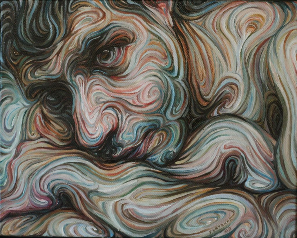 08-Harris-Nikos-Gyftakis-Swirls-of-Colors-and-Shapes-used-in-Portrait-Paintings-www-designstack-co
