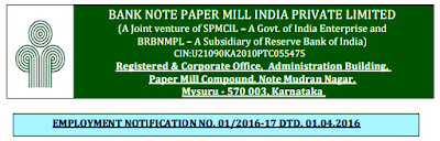 BNPM India Recruitment