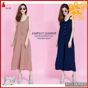 AFO554 Model Fashion Jumpsuit Eleanor Modis Murah BMGShop