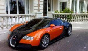 Mobil Rp12 M Tercepat di Dunia Kena Tilang
