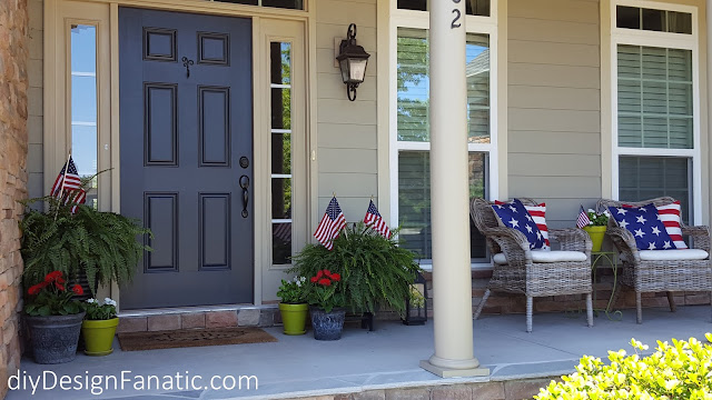 Front Porch, Cottage, Cottage Style, Farmhouse Style